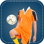 Football Photo Editor - Soccer Photo Suit