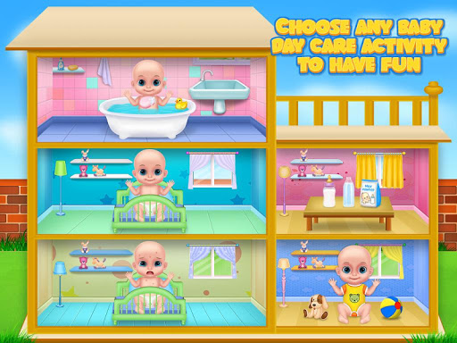 Babysitter Daycare Games & Baby Care and Dress Up screenshot 6