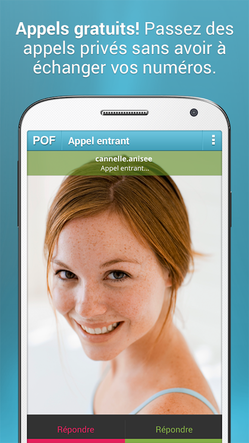 Site re rencontre pof