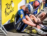 """Laatste plaats in Tour de France is voorlopig voor een landgenoot: """"Het is niet echt iets om trots op te zijn"""""""