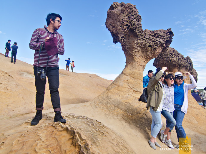 Yehliu Geopark Queen's Head