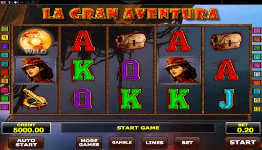 La Gran Aventura screenshot 1