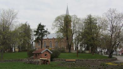 Photo: Birštono Šv. Antano Paduviečio bažnyčia (1909)