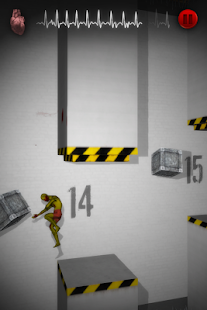 Bloody Jumps - Jump or Die Screenshot