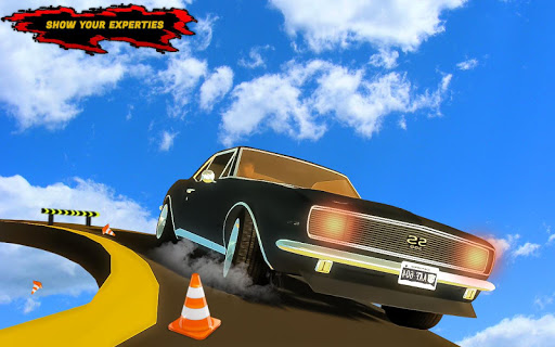 Racing Car Stunts On Impossible Tracks 1.6 Screenshots 5