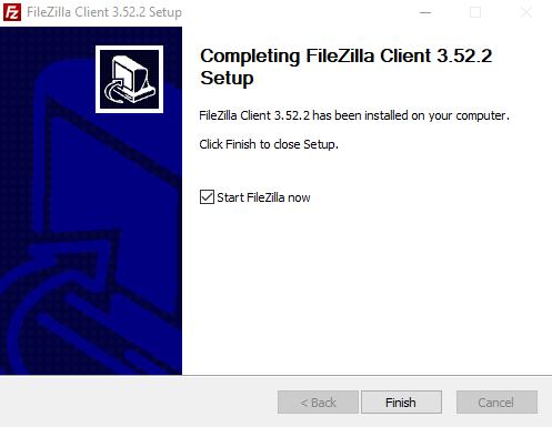 Cara Install FileZilla image 6