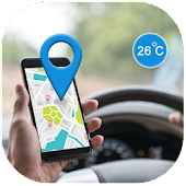 GPS Route Finder Nearby Video Navigation direction