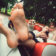 Wedding photographer Andrey Sitnik (sitnikphoto). Photo of 13.06.2014