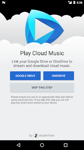 CloudPlayer™ by doubleTwist cloud & offline player Screenshot