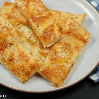 Little Caesars Italian Cheese Breadsticks.