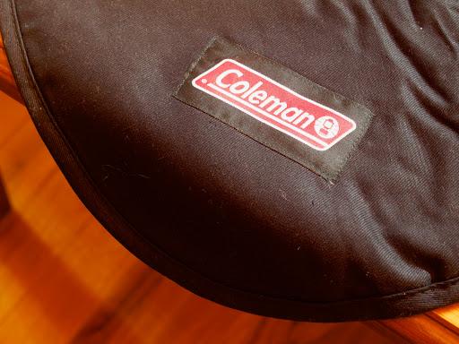 Coleman Outdoor Knee Blanket (Black)
