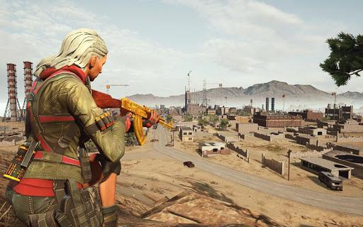 Real Survival Battle Royale Squad Mobile 1.0 screenshots 3