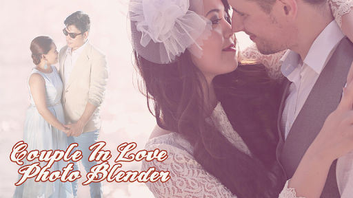 Couple In Love Photo Blender 18.0 screenshots 1