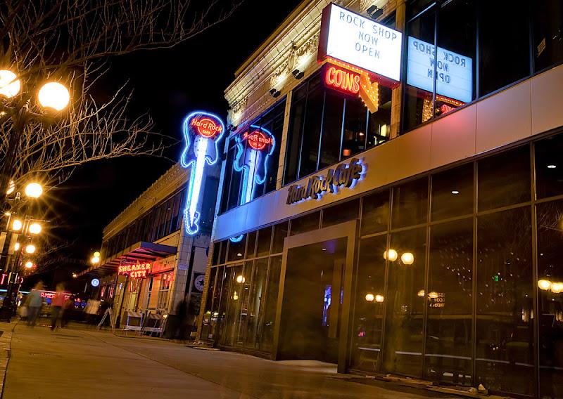 Photo: Hard Rock Cafe Seattle