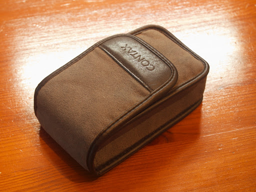 Contax T2 Case for Sony DSC-RX100