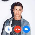 Cristiano Ronaldo (CR7) - Video Call Prank icon