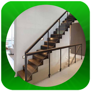 Nejnovější moderní schody - náhled
