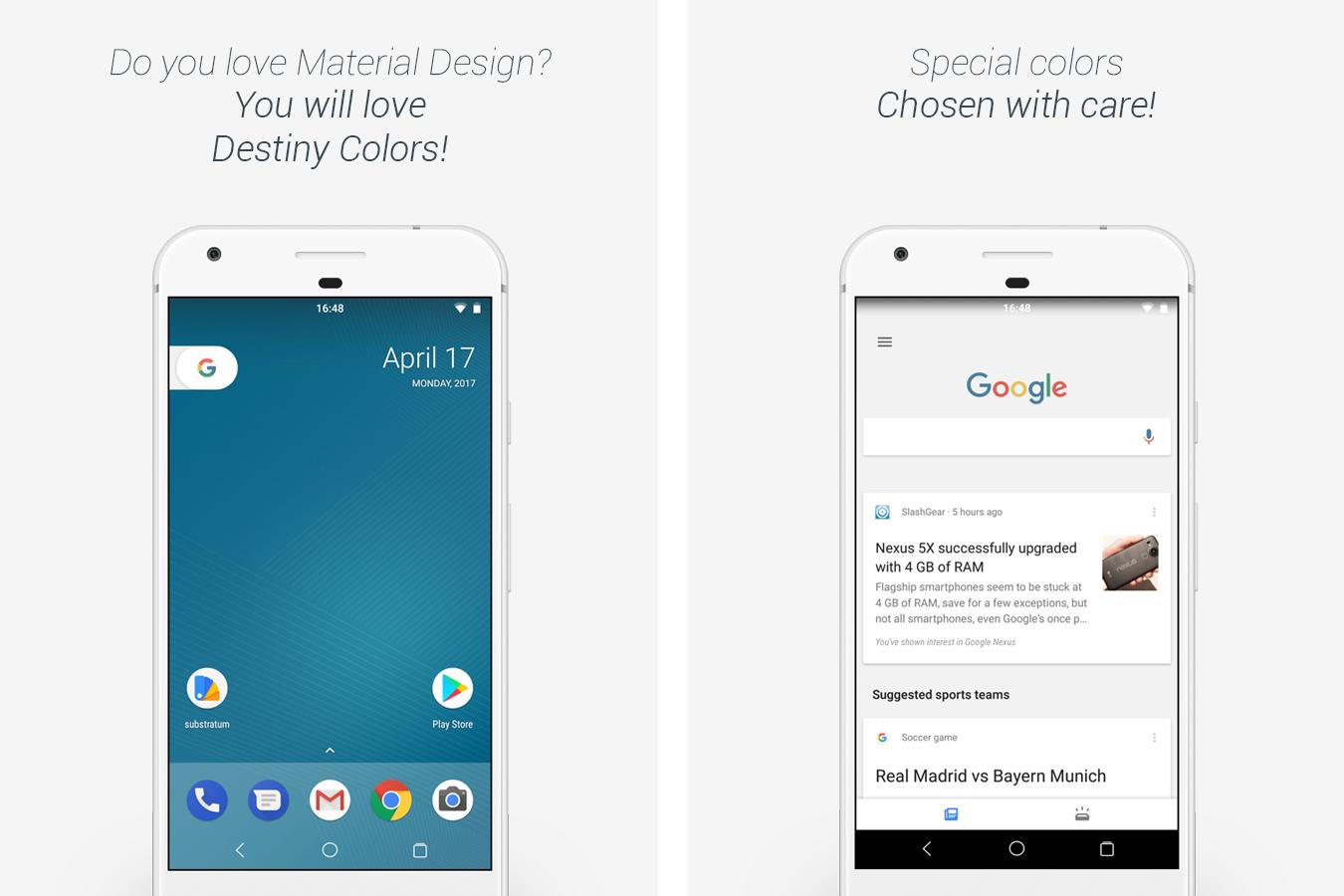 Google themes overwatch -  Substratum Destiny Theme Screenshot