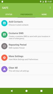 SafeMe: SOS Emergency App - náhled