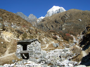 Photo: Pangboche