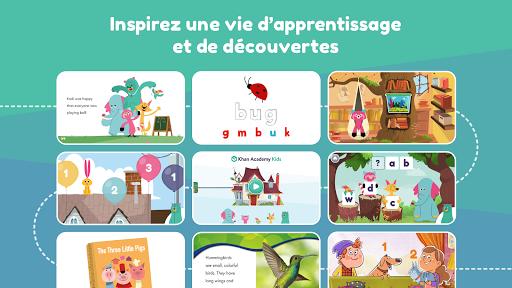 Khan Academy Kids: Jeux et livres pédagogiques screenshot 1