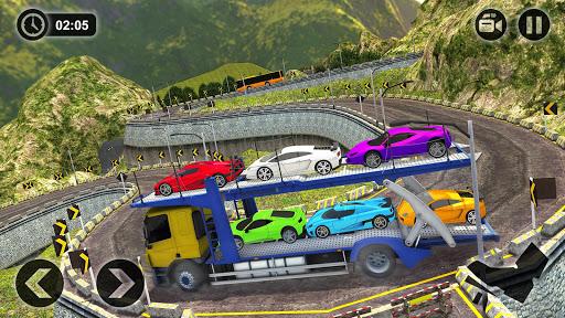 Car Transporter Cargo Truck Driving Game 2018 1.0 screenshots 7