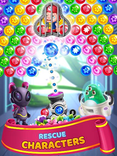 Flower Games - Bubble Shooter 3.7 screenshots 13