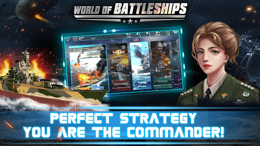 World of Battleships: Attack 1.7.2 screenshots 4