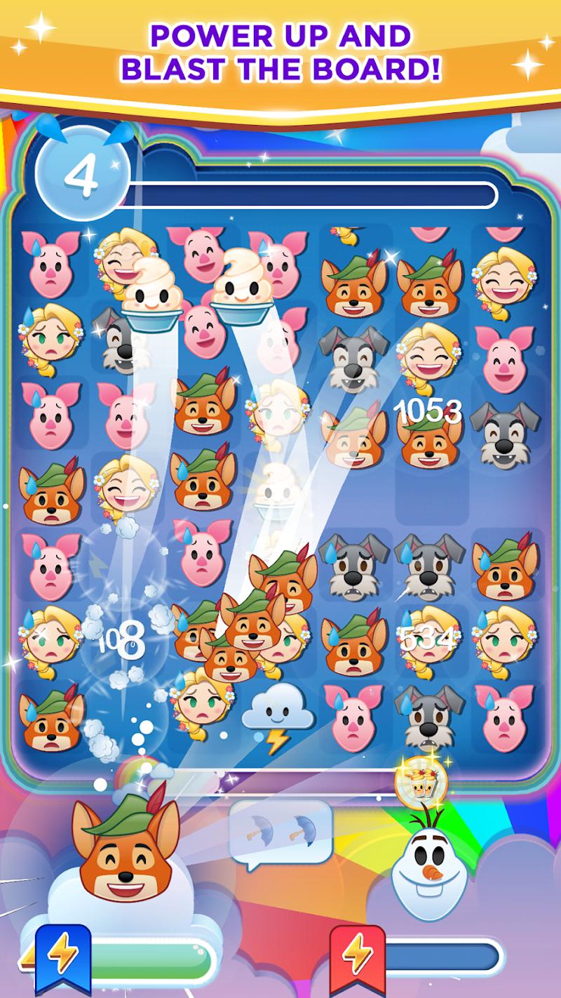 Disney Emoji Blitz Screenshot 7