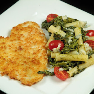 Flounder Fillet And Pasta Recipes.