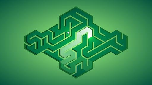 Maze: path of light u2728 apktram screenshots 5