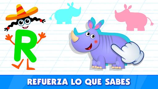 Bini Super ABC juego! Juegos educativos para niños screenshot 5