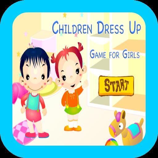 Children Dress Up Games