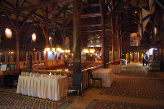 Photo: Meeting rooms hall at Montebello