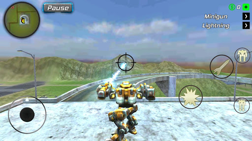 Snow Storm Superhero apktram screenshots 12