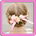 Easy Little Girl Hairstyle icon