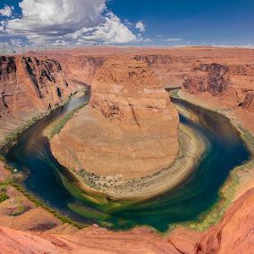 The Bendz | Horseshoe Canyon, Page AZ by James Pion - Landscapes Caves & Formations ( arizona, canyon, horseshoe bend )