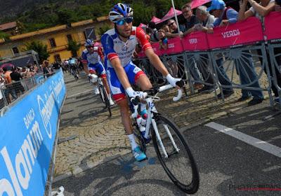 Thibaut Pinot effectuera son retour durant le Tour de Pologne