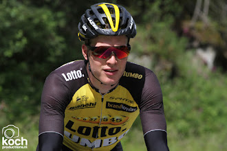 Photo: 15-07-2017: Wielrennen: Training Team Lotto Jumbo: Kuhtaihoogtestage, training, kuhtai, team LottoNL Jumbo, Gijs van Hoecke