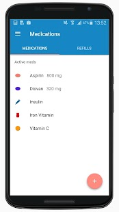 Medisafe Meds & Pill Reminder- screenshot thumbnail