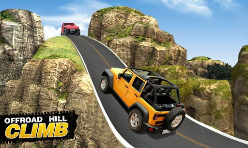 Dangerous Jeep Hilly Driver 2019 ud83dude99 1.0 screenshots 4