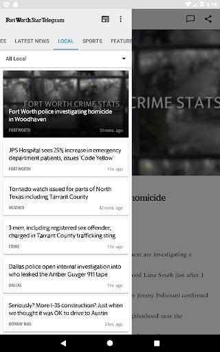 Fort Worth Star-Telegram 7.3.0 screenshots 13