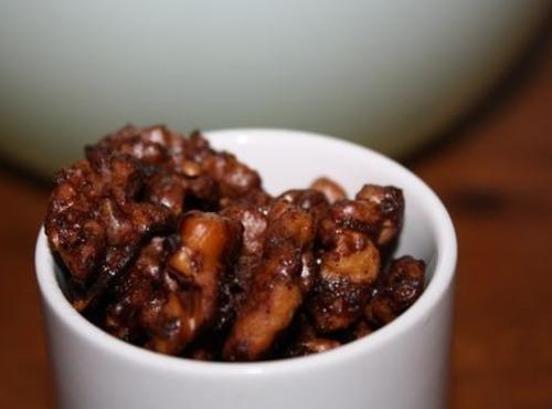 Savory Rosemary Walnuts Recipe