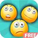 Emoji Match-3 Free Edition icon