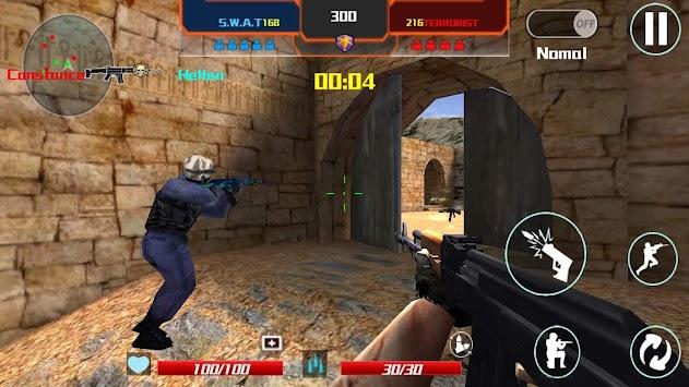 Counter Terrorist Battle Strike apk screenshot