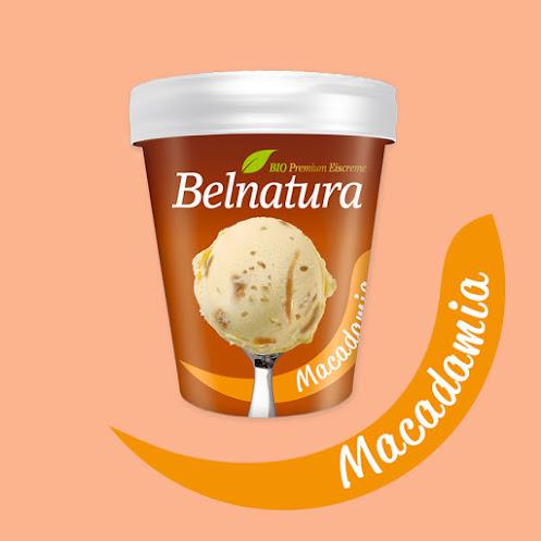 Abbildung Belnatura Bio Macadamia