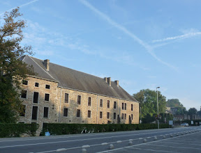 Photo: Le moulin à eau (XIIIe), transformé en restaurant
