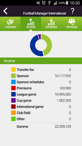 Football Manager International Mobile Manager Game 2.1.1 {cheat hack gameplay apk mod resources generator} 3