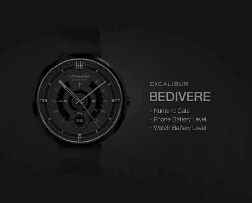Bedivere watchface