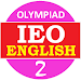 IEO 2 English Olympiad Icon